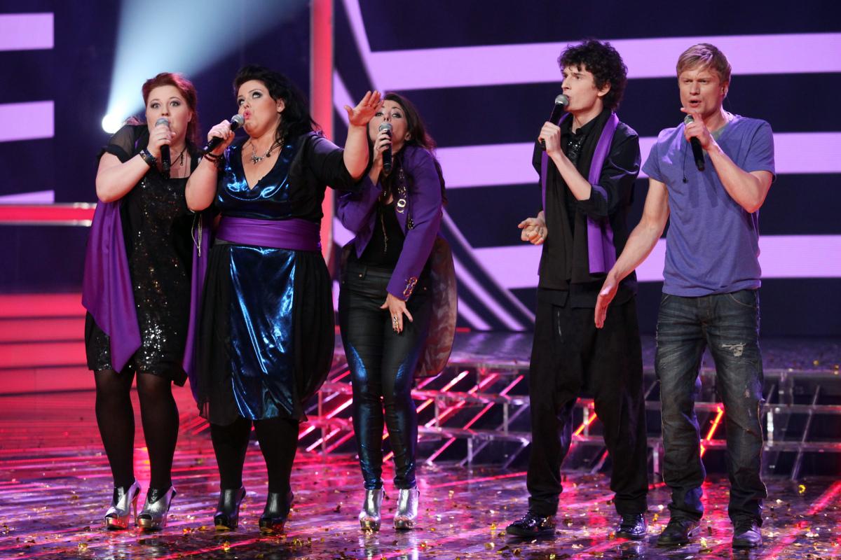 Finaliści drugiej edycji X Factor